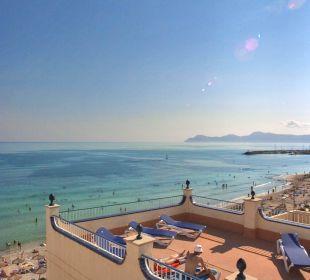 Can Picafort Beach  JS Hotel Horitzó
