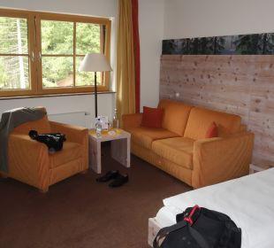 Zimmer Berghotel Mummelsee