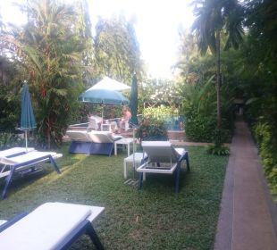 Gartenanlage K Hotel