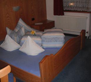 Beispielzimmer Gästeheim Anna