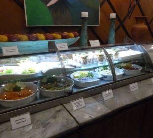 Frische Salate Hotel Lanka Princess