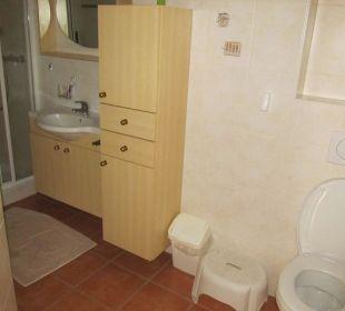 Badezimmer Typ B Schatzberg-Haus