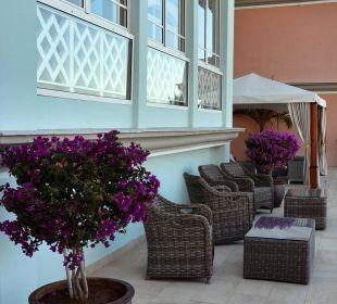 Terasse Hotel Riu Garoe
