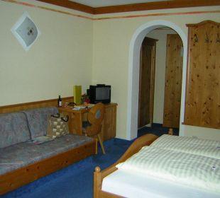 Zimmer Ansicht Hotel Gundolf