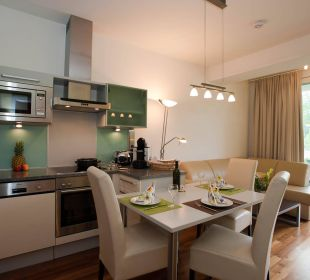 Küche Appartements De Luxe Schluga