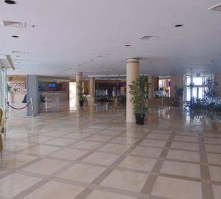 Eingangsbereich - immer sauber