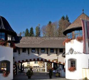 Schloss Sommer Family Hotel Schloss Rosenegg
