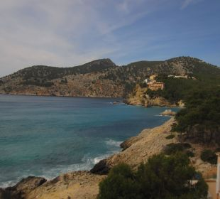 Bucht vor dem Hotel Olimarotel Gran Camp de Mar