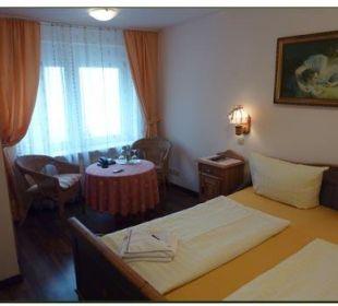 Zimmer Nr. 23 - Gartenzimmer Hotel Haus Hillesheim