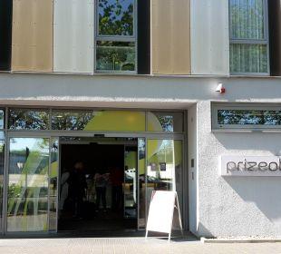 Lobby prizeotel Bremen-City