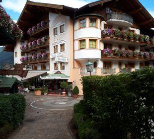 Außenansicht Alpines Lifestyle Hotel Tannenhof