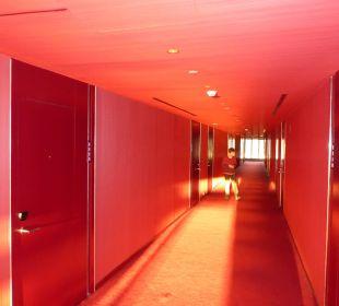 Am Gang W Barcelona Hotel