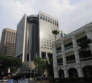 Hotel von Raffles City Galerie Carlton Hotel Singapore