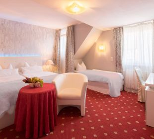 Familienzimmer ( 4-Bett) Hotel Central Vital