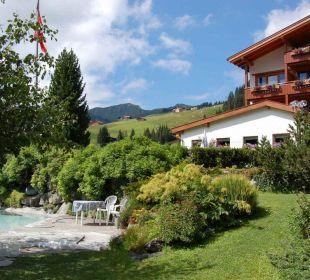 Garden Hotel Alpenblume