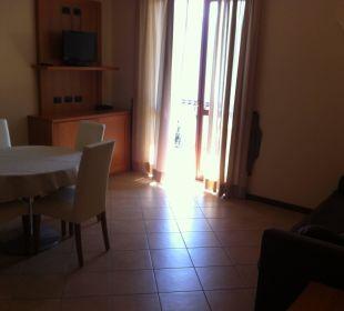 Küche/Aufenthaltsraum Hotel Bellavista