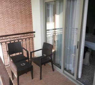 Balkon Gloria Verde Resort