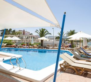 Poolanlage Hotel Osiris