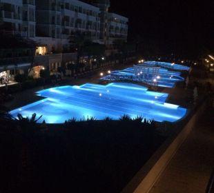 Trendy Aspendos Beach Hotel Fitnessraum