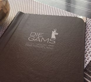 Restaurant Die Gams Hotel - Resort