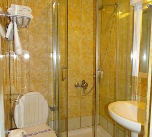 Kleines Badezimmer Acrotel Elea Village