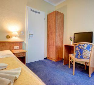 3-Bett-Zimmer Komfort - Raum m. 1 Bett Haus Seeblick Hotel Garni & Ferienwohnungen