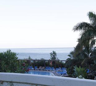 Blick vom Zimmer Fuerteventura Princess