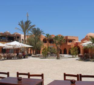 An der Strandbar