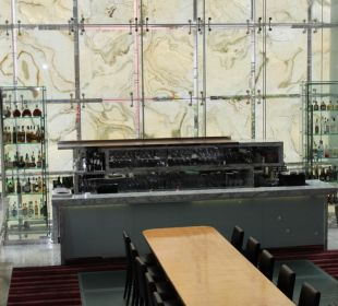Die Bar Tempo Hotel Le Meridien Bangkok