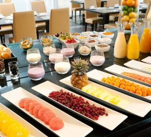 Buffet Breakfast NH Berlin Potsdam Conference Center