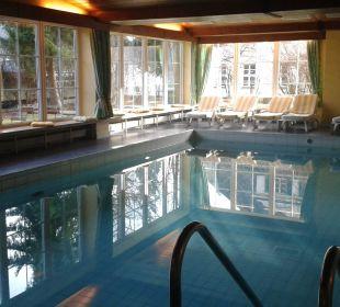 Hallenbad Romantik Hotel Sonne