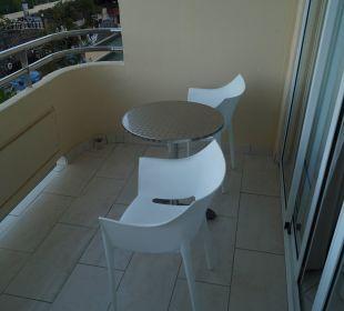 Der Balkon IFA Catarina Hotel