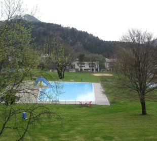 Einer der Aussenpoole Val Blu Resort Spa & Sports