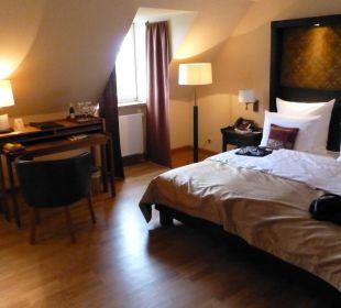 Schöne stilvolle Einrichtung Hotel Schloss Waldeck
