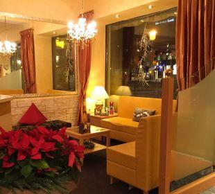 Sitzgruppe Lobby City Hotel Ost am Kö Augsburg
