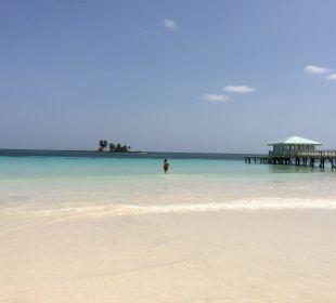 Alleine im Meer Villa Serena