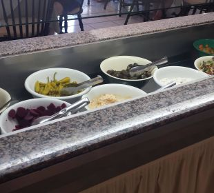 Aug 16 - Mittagsbuffet Hotel Elea Beach