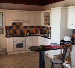 Villa2: Küche Villen Los Lomos