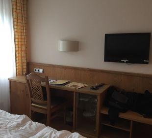 Schreibtisch Hotel Gronauer Tannenhof