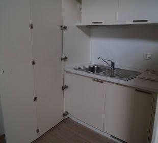 Versteckte Küchenzeile Hotel Eden Lido Di Jesolo
