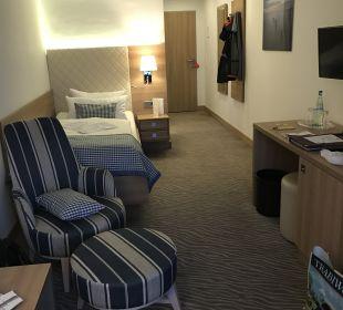 Zimmer Hotel Bernstein Rügen