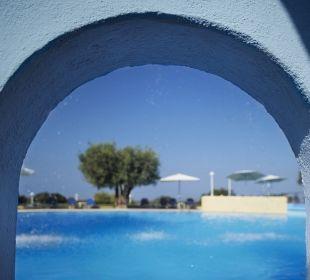 Swimming pool view Elea Village Acrotel Elea Village