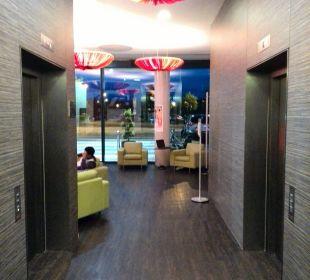 Aufzüge Lobby