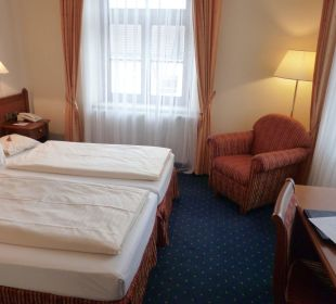 Zimmer Kategorie 1 Hotel Angerbräu