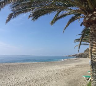 Strand Marinas de Nerja Beach & Spa