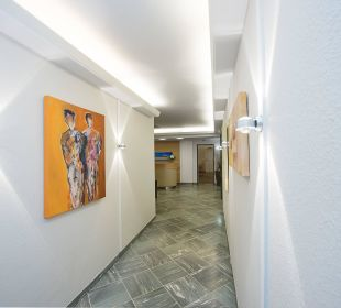 Lobby Comfort Garni Hotel