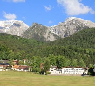 Berchtesgadener Landschaft Hotel Bavaria Berchtesgaden