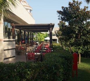 Das Restaurant Sherwood Dreams Resort