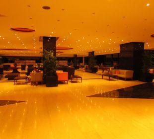 Recepcja Hotel Royal Belvedere