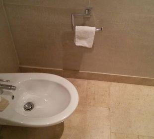 Toilette mit Bidet